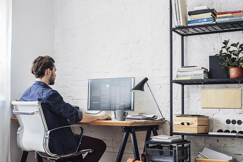 5 dicas para ser produtivo em home office